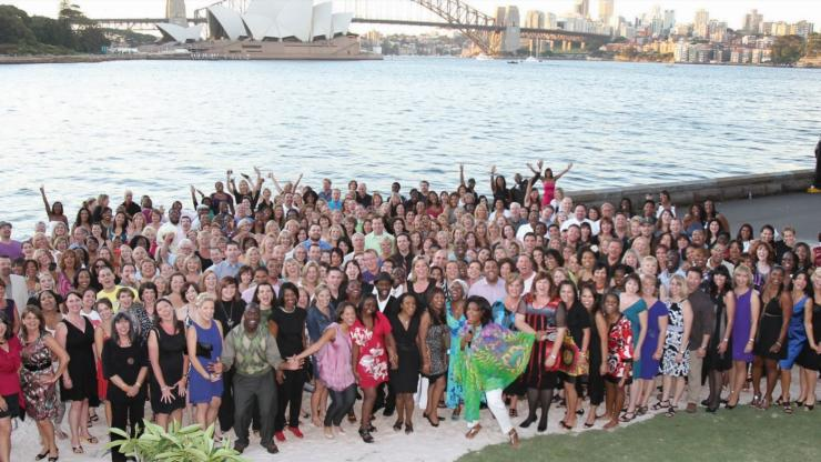 Oprah's Ultimate Australian Adventure, Sydney, NSW © Harpo Inc.