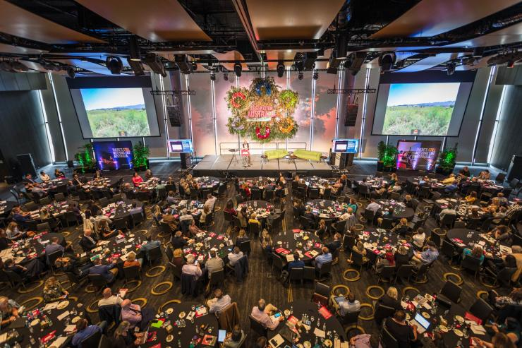 ATE17 Welcome Function, Sydney, NSW © Tourism Australia