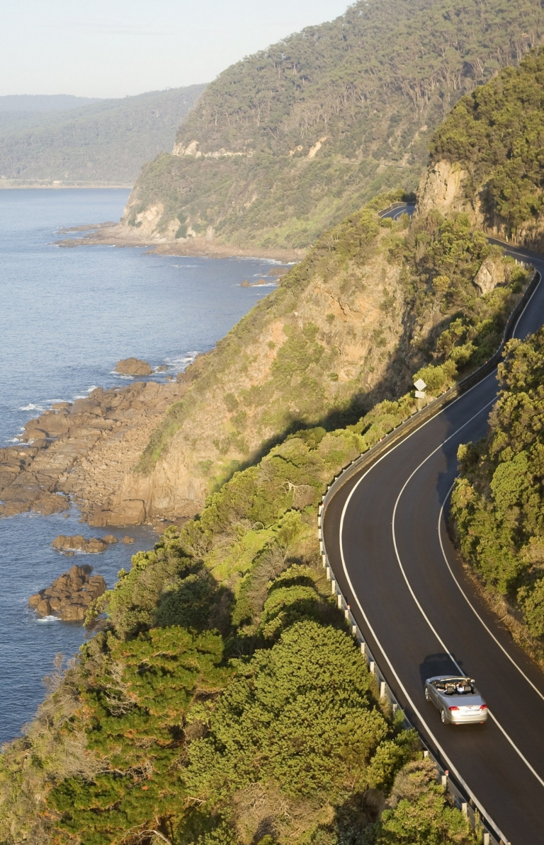 The Great Ocean Road, VIC © Tourism Victoria