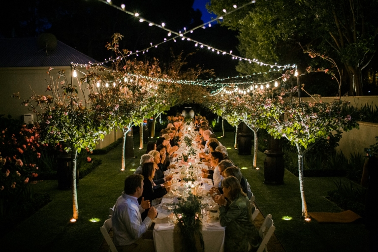 Dining by Twilight, Margaret River Gourmet Escape, Margaret River, WA © Elements Margaret River