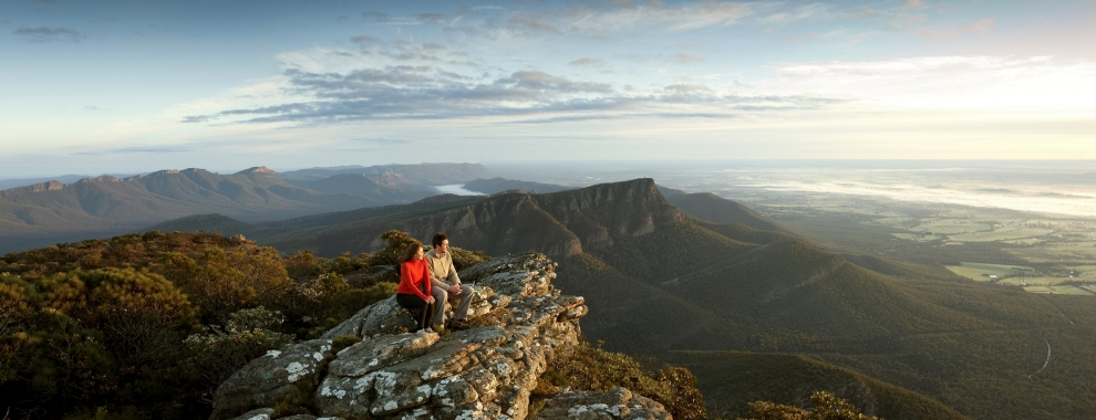 Mount William, The Grampians, VIC © Tourism Victoria