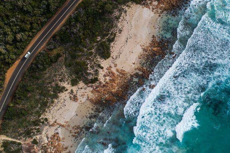 Eagle Bay, Dunsborough, WA © Tourism Australia