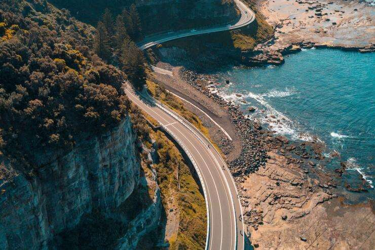 Sea Cliff Bridge, Clifton, NSW © Benjamin Punzalan