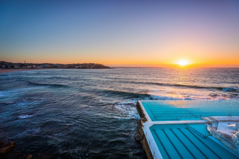 Bondi Beach NSW @ Tourism Australia