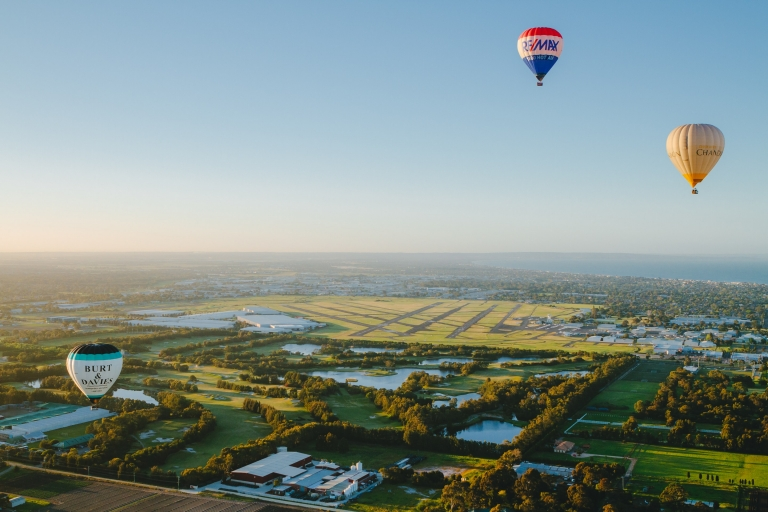 Hot Air Ballooning, Melbourne, VIC