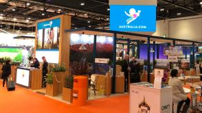 Australia on show at World Travel Market in London