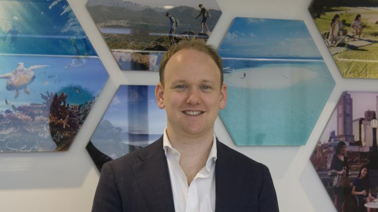 Nick Henderson, Global Manager of Social Media, Tourism Australia