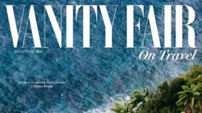 Lord Howe Island featured in UK's Vanity Fair on Travel