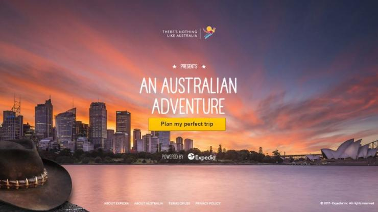 New Expedia campaign goes live in the US