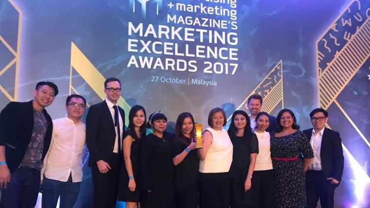 Tourism Australia picks up marketing excellence award in Malaysia