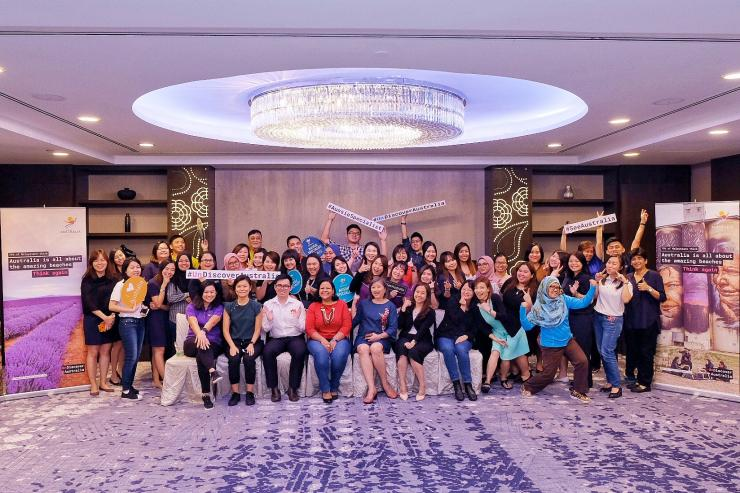 UnDiscover Australia workshop for Malaysian Aussie Specialists