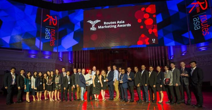 World routes Asia 2018 held in Brisbane
